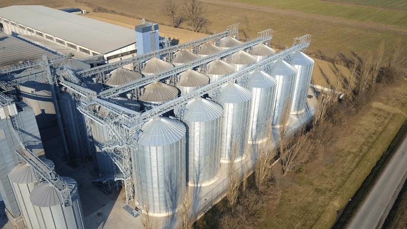 Migliora lo stoccaggio dei cereali nei Paesi europei