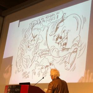 Vignette umoristiche per raccontare l'industria molitoria