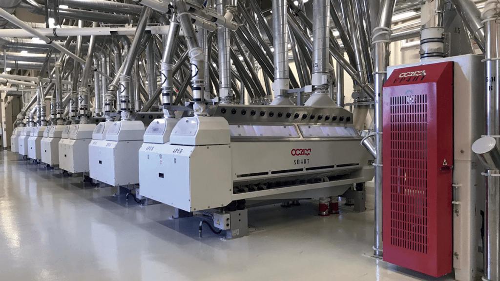 Modular Mill Concept: l'approccio avveniristico Ocrim