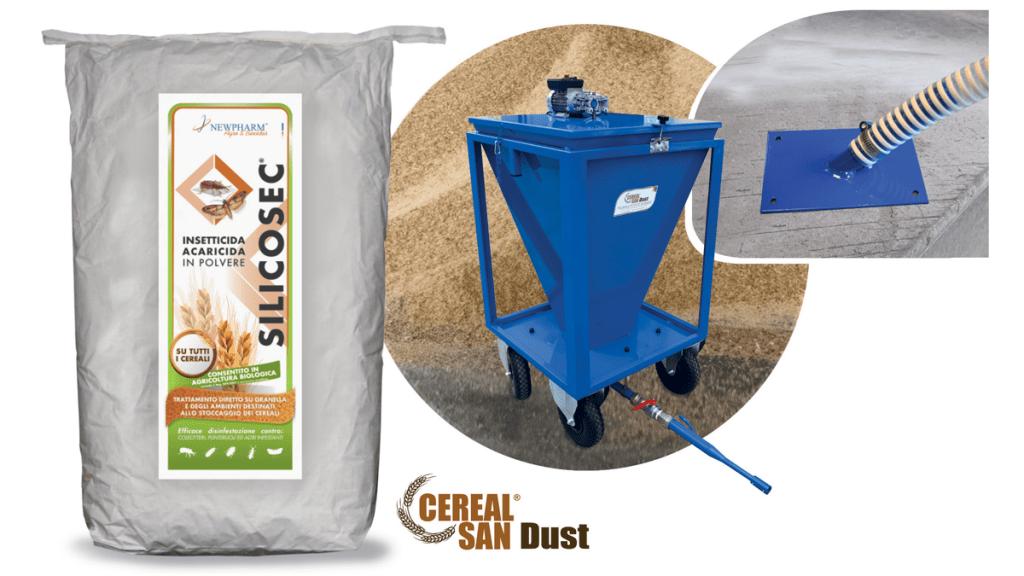 Come proteggere i cereali biologici con successo