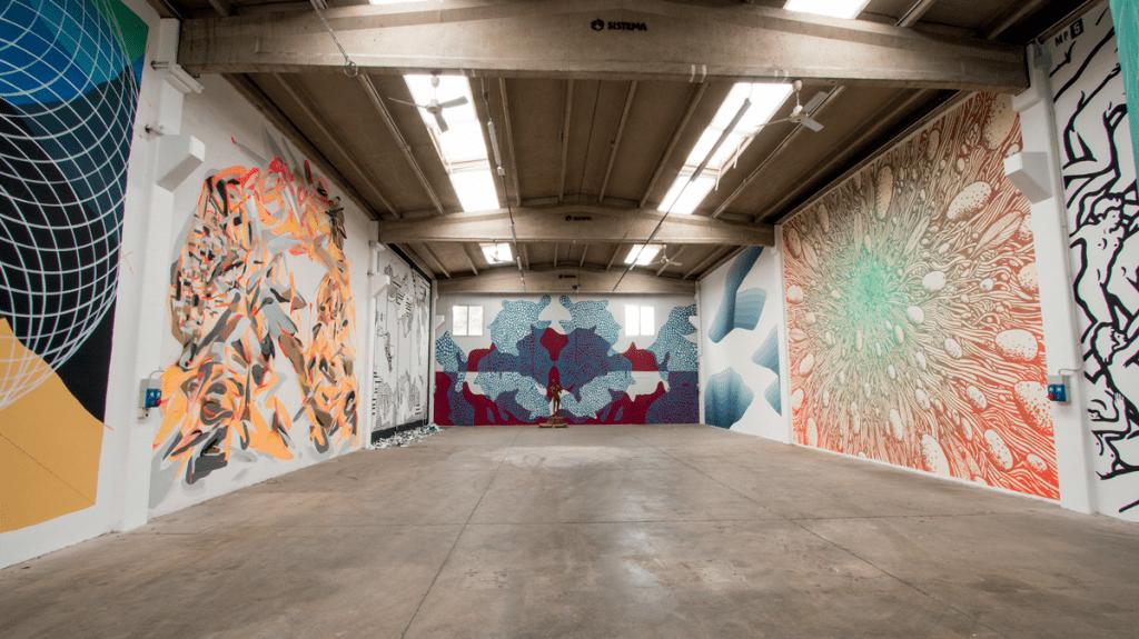 Da capannone a Cattedrale Immaginata: Te.Com. promuove la street art