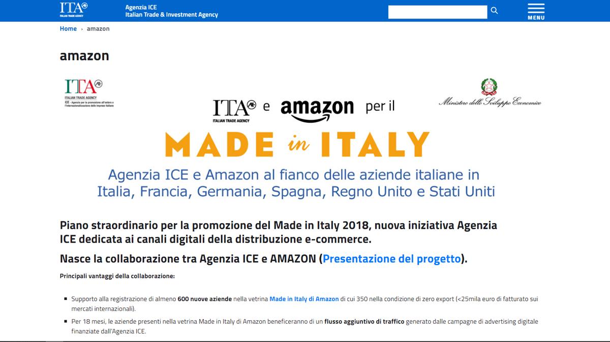 Amazon Acquistare Allestero