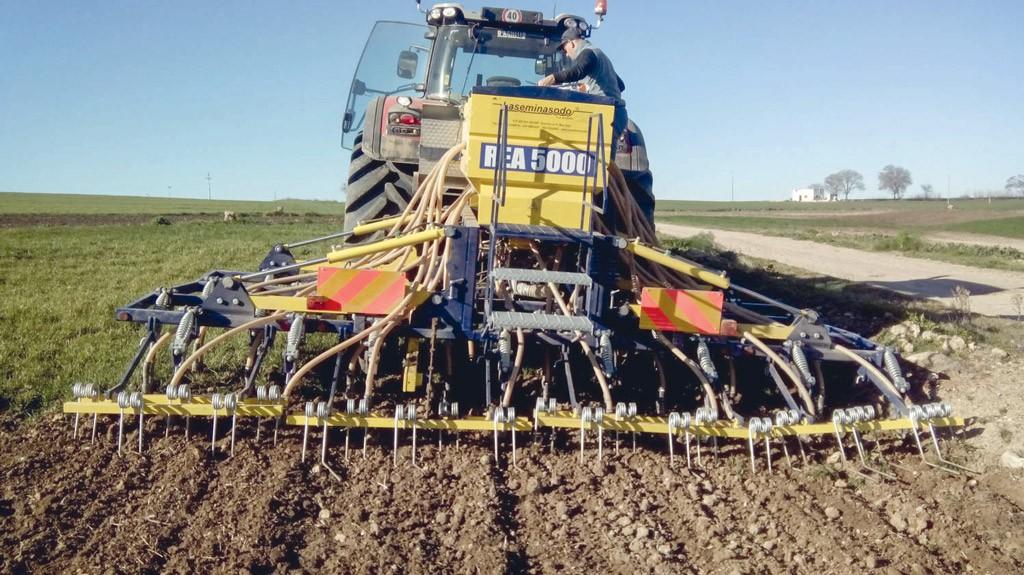 Usa: il maltempo ritarda le semina dei cereali