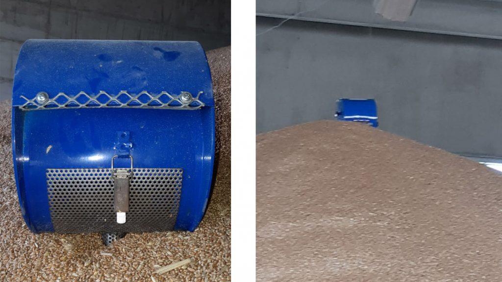 La protezione sicura ed efficace del cereale stoccato