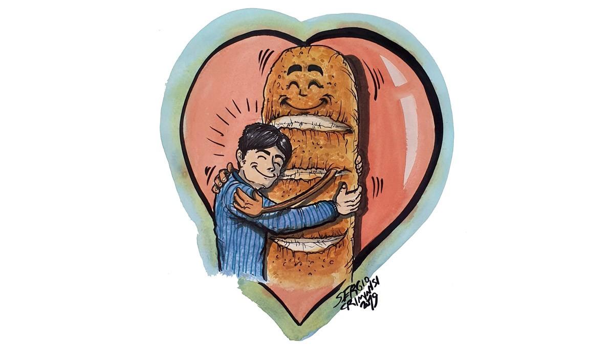 Pane amore mio
