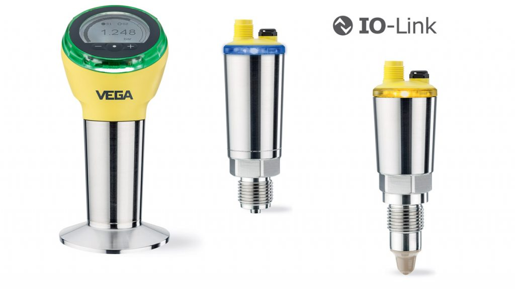 Sensori VEGA massima qualità su tutti i livelli