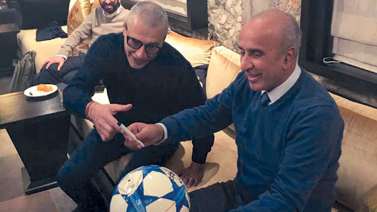 Ocrim vince in Marocco