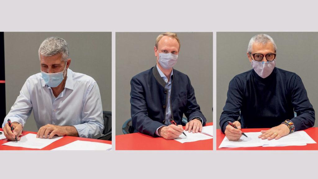 Siglato un accordo di collaborazione fra AGCO e Ocrim