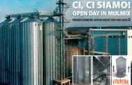 Open day Mulmix: presentazione del silo a cono interno senza colonne di supporto